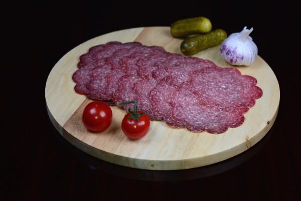 Rhönland Metzgersalami 200g geschnitten