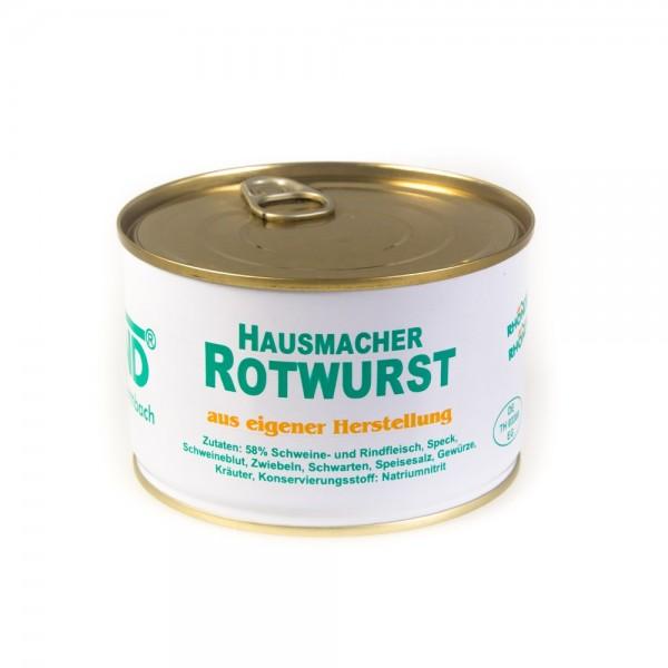 Hausmacher Rotwurst 400g