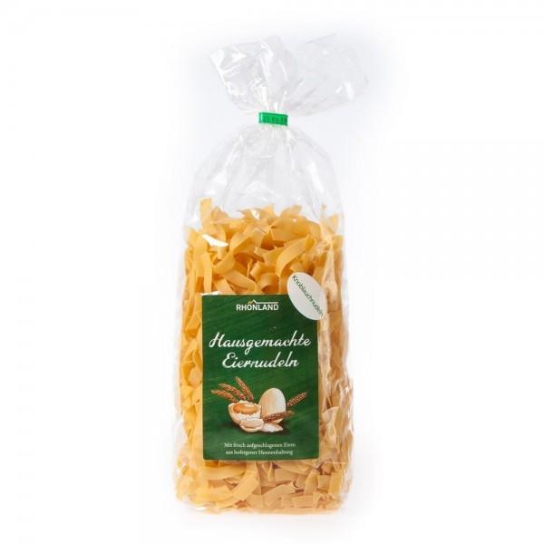 Knoblauch-Nudeln (Bandnudeln)